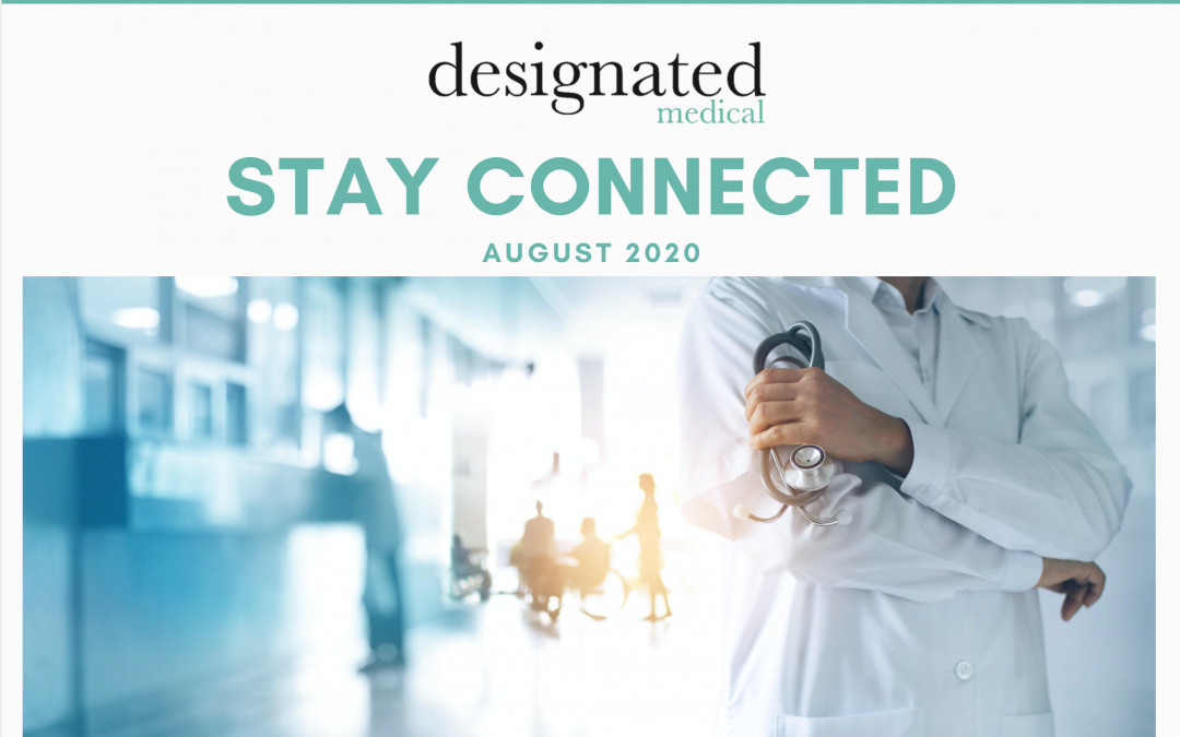 August Edition of Stay Connected