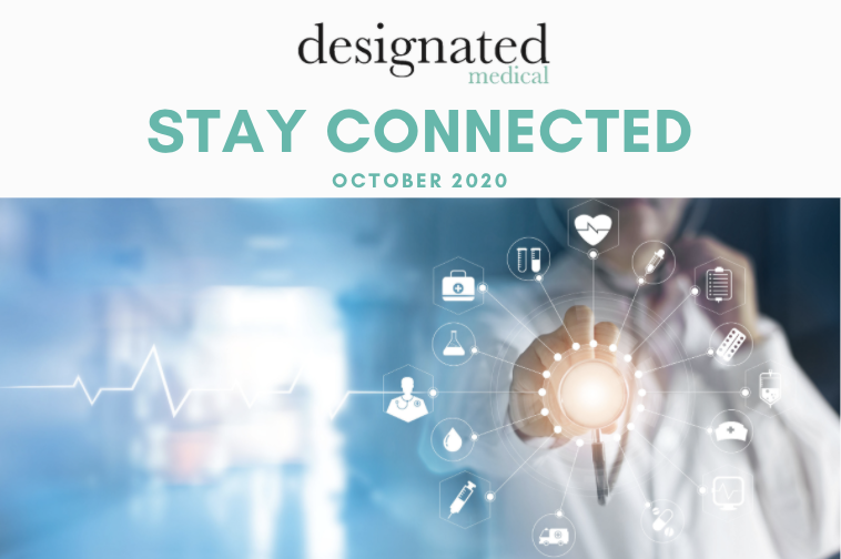 October Edition of Stay Connected